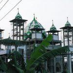 Jual kubah enamel Kalimantan Tengah