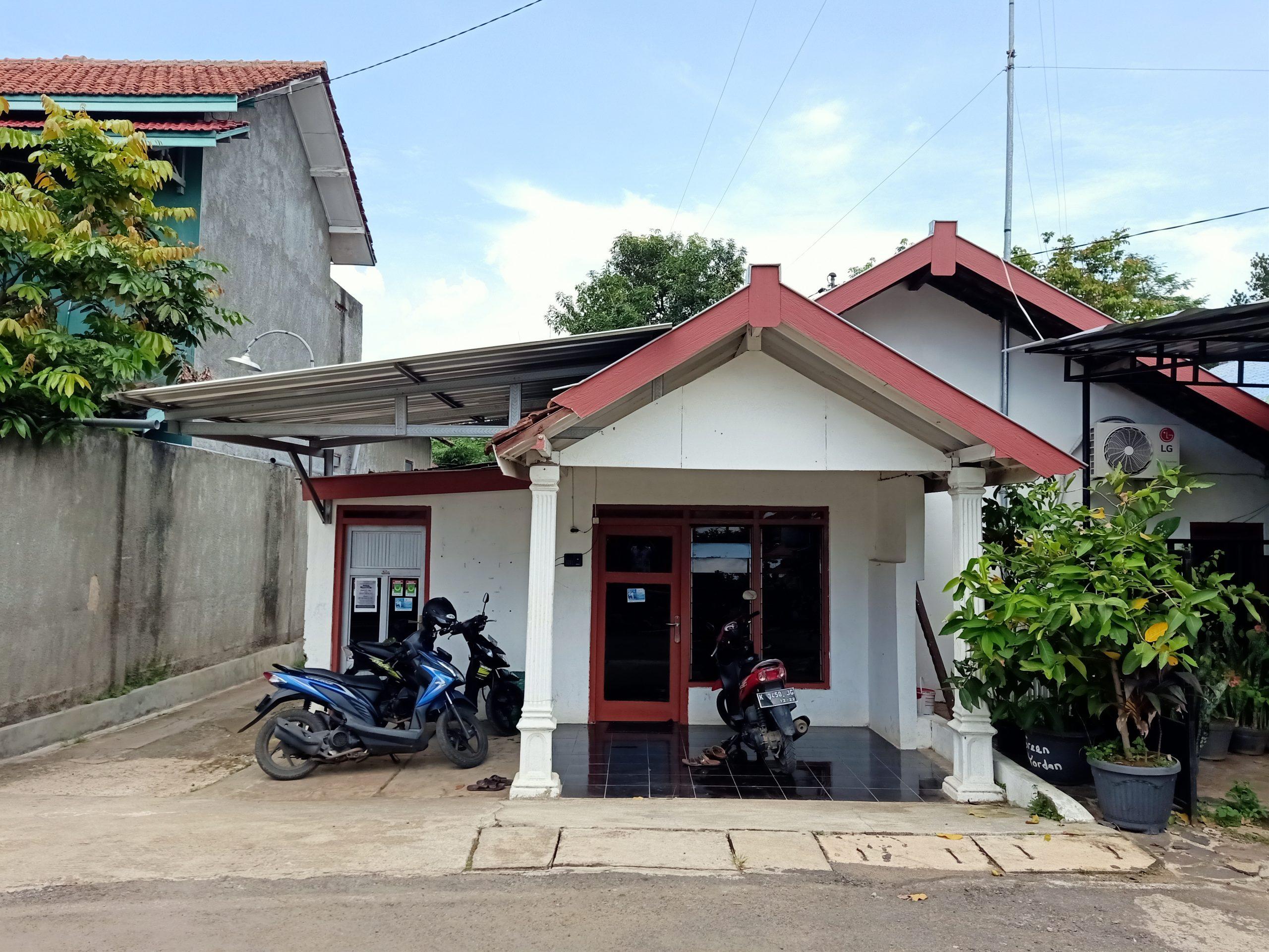 Kantor Pusat Mahkota Kubah