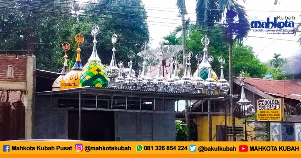 Kubah Masjid Lhokseumawe