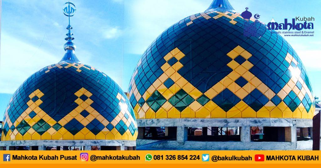 Kubah Enamel Padang