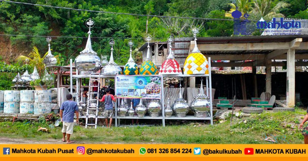 Kubah Masjid Kupang